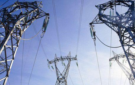 Tralicci per il passaggio della corrente elettrica   ARCHIVIO - ANSA - KRZ