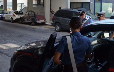 foto diffusa da carabinieri Siena