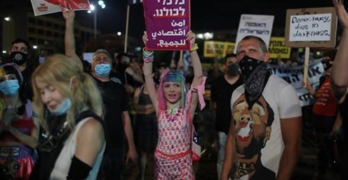 13072020 ISRAELE PROTESTE