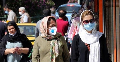 09082020 Iran donne e virus