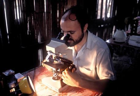 Il medico infettivologo Carlo Urbani, scopritore della Sars +++ NO SALES, EDITORIAL USE ONLY +++