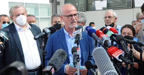 12042021 Lopalco Pier Luigi e Michele Emiliano