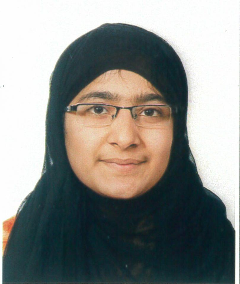Saman Habbas, 18enne pachistana scomparsa nel nulla da quasi un mese. ANSA/US CARABINIERI +++ NO SALES, EDITORIAL USE ONLY +++